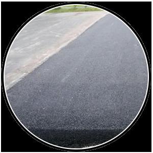 Baughman Magic Seal, residential asphalt, residential asphalt services, asphalt striping