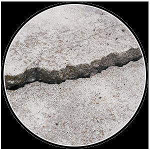 Baughman Magic Seal, concrete repair